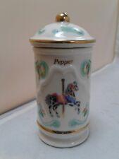 Lenox Spice Carousel Spice Jar Pepper