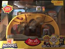 DESPICABLE ME  Minion MINEEZ  Dru's Super Lair Playset