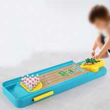 Bowling Table Game Frog Bowling Table Frog Launcher Novel Mini Plastic Children