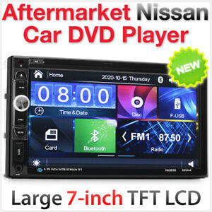 Car DVD Player USB MP3 Stereo Head Unit For Nissan Juke Qashqai Navara Note KT