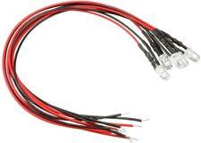 LED Kit Prewired 3mm 12V - Verde
