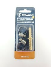 "Attwood Fuel Line Splice Kit 1/4"" #11824-6"