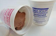 Magic-Sculpt self-hardening epoxy modeling clay 1 lb.Flesh