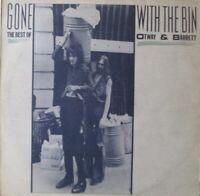 JOHN OTWAY & WILD WILLY BARRETT - Gone With The Bin ~ VINYL LP