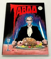 Taboo #1  SpiderBaby Graphic Novel, Clive Barker Horror, TPB