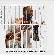 MUDDY WATERS master of the blues (CD album) PYCD 712 chicago blues 1997 penny