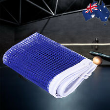 Table Tennis Table Net Standard Mesh Replacement Ping Pong 1.76x0.15m OPNET1801