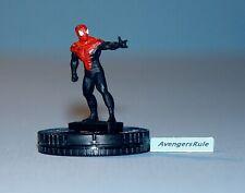 Marvel Heroclix 10 Figure Lot #96 SpiderMan Jonah Jackal Nightwatch Rattler Girl