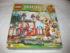 LEGO NINJAGO SET 70505 TEMPLE OF LIGHT- Used Immaculate Condition