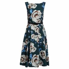 Regular Size Casual Floral Dresses for Women