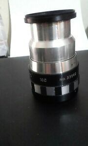 EIKI   ANAMORPHIC 16-C   PROJECTION LENS FOR 16MM