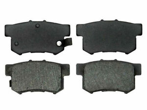 Rear Brake Pad Set fits Acura Integra 1997-1998, 2000-2001 Type R 86MXKP