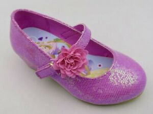 Toddler Girls' Disney Princess Ballet Flats Pink - SIZE 9