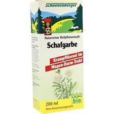 SCHAFGARBEN Saft Schoenenberger 200ml PZN 692311