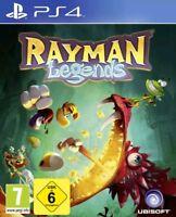 Rayman Legends PS4 (Sony PlayStation 4,) Versiegelt NEU OVP