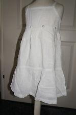 Carbone weißes Kleid 🌺 CARBONE  🌺 104 CARBONE  Sommerkleid