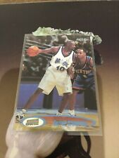 Darrell Armstrong #126 Magic 1998-99 Topps Stadium Club ONE OF A KIND SP #/150