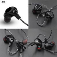 Professional Wired ZS3 Earphone Headphone KZ In Ear HiFi with Microphone  KZ