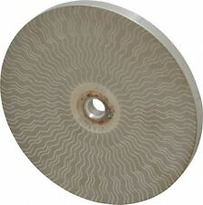 Accu-Finish 6 Inch Diameter x 1/2 Inch Hole x 1/2 Inch Thick, 360 Grit Tool a...
