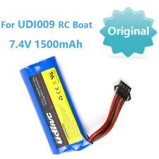 Original 7.4V 1500mAh Li-ion Battery for UDIRC Arrow UDI009 RC Boat