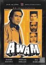 AWAM - RAJESH KHANNA - NANA PATEKAR - RAJ BABAR - NEW BOLLYWOOD DVD