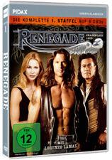 Renegade - Gnadenlose Jagd - Staffel 1 * DVD Serie Lorenzo Lamas * Pidax Neu