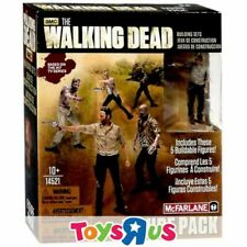 The Walking Dead - Action Figure Building Set by McFarlane Toys Postage