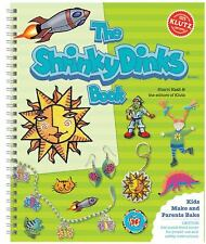 The Shrinky Dinks Book by Editors Of Klutz