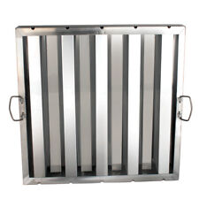 "Thunder Group Slhf2020 20"" H x 20"" W Stainless Steel Hood Filter"