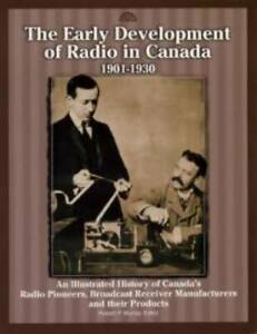 Canadian Radio book Canada Marconi GE Westinghouse MORE