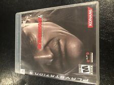 Metal Gear Solid 4: Guns of the Patriots (Sony PlayStation 3, 2008) PS3