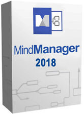 Mindjet MindManager 2018 [4PCs] For Windows [Digital Download]