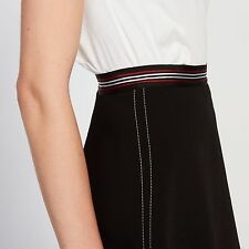 Sandro Beautiful Skater Skirt