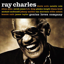 RAY CHARLES - CD - Genius Loves Company