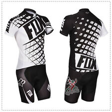 New 2014 Cycling Wear Factory Team Riding Gear Road MTB Protection Clothing Set