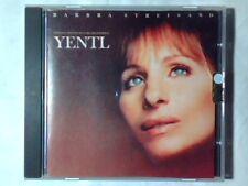BARBRA STREISAND Yentl cd HOLLAND COLONNA SONORA MICHEL LEGRAND