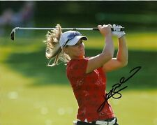 LPGA Kristy McPherson Autographed Signed 8x10 Photo COA 4