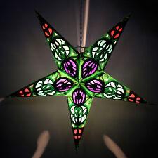 Indian Decorative Paper Lantern Star Lamp Light Christmas Party Festive Décors