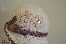 Luxury Knitted Woolly Winter Ladies Girls Hat Ski Fashion Xmas Gift