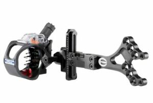 """Elite EX5 5-Pin .019"""" Right Hand Bow Hunting Sight - Ships Free USA"""