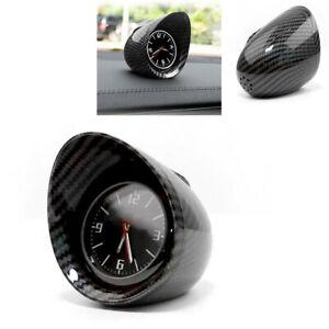 Gauge Clock Luminous Backlight Car Interior Pointer Clock Auto Dashboard Gauges
