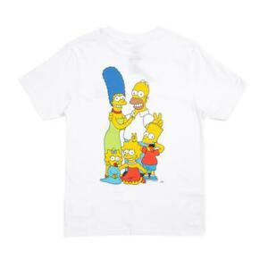 Vans 🔥 Simpsons Family Shirt 🔥 Brand New - Fast Shipping!