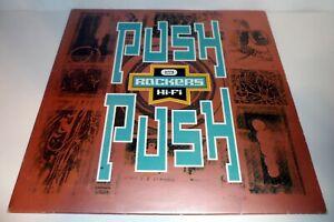 """ROCKERS HI-FI - PUSH PUSH 12"""" VINYL 1995"""