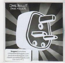 (GF364) Jake Bullit, Pain Killer - 2014 DJ CD