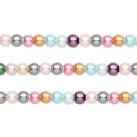 30+//- per strand 4mm x 13mm Cherry Quartz Round Tube Beads