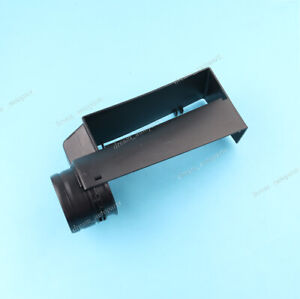 Front Lower Grill Air Intake Connector 1K0805962E9B9 For VW Passat Jetta Audi A3