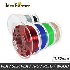 Ideaformer 3D Impresora Filamento 1.75mm 0.8/1KG Pla/silkpla/PETG/TPU 3D Plástico