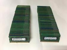 LOT OF 100 X 1GB PC3-8500S DDR3 1060MHZ SO-DIMM LAPTOP MEMORY MIXED BRANDS
