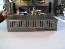 Audiophile Eq Vintage Vector Research Vq-100 Graphic Equalizer, Works Great