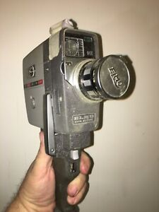 Vintage ELMO 8mm Auto Eye 8ee Movie Camera